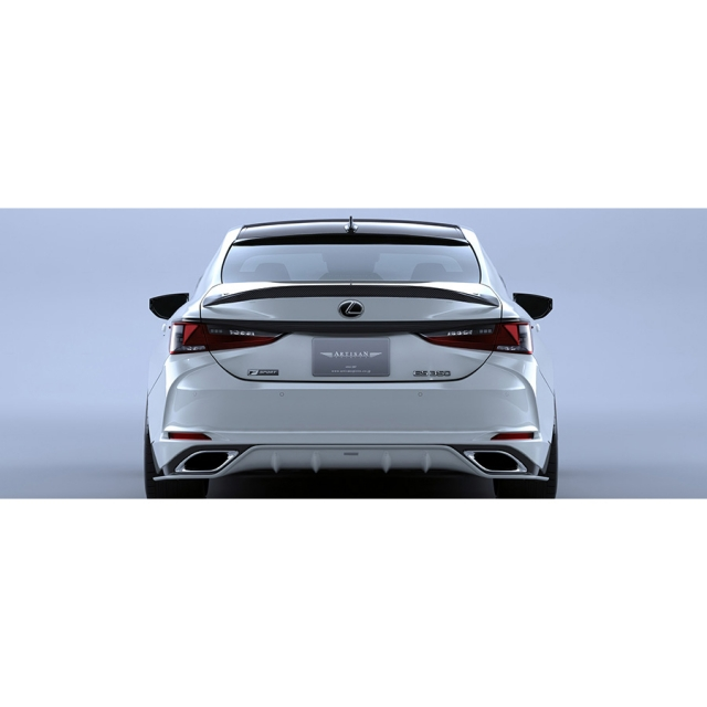 Artisan Spirits Black Label Rear Roof Spoiler (FRP
