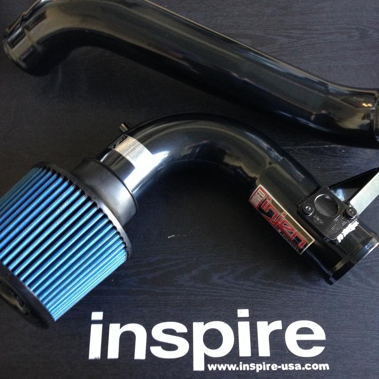 Injen Cold Air Intake Black 09-10 Acura TSX 2.4