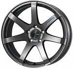 Enkei PF07 Wheel - 18x9.5 / 5x114.3 / Offset +40 (Dark Silver)
