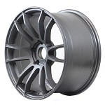 57 Motorsport G07EX Wheel - 18x9.5 / 5x120 / Offset +35 (CTR Spec) - Matte Graphite
