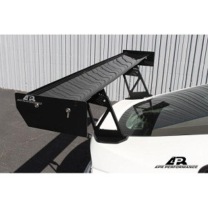 APR Performance Carbon Fiber GT-250 61 inch Adjustable Wing - BMW Z4 E85 06-08