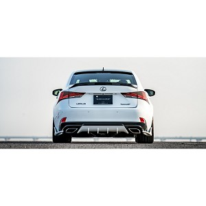 Artisan Spirits Black Label Rear Trunk Spoiler (FRP) - Lexus IS F-Sport (GSE/AVE/ASE 3) 2016-