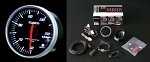 Cusco Racing Water & Oil Temperature Gauge