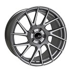 Enkei TM7 Wheel - 17x9.0 / 5x114.3 / Offset 45 (Storm Gray)