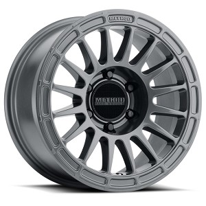 Method Race 314 Wheel - 18x9.0 / Offset +18 / BS 5.75in / PCD 8x170 (Gloss Titanium)