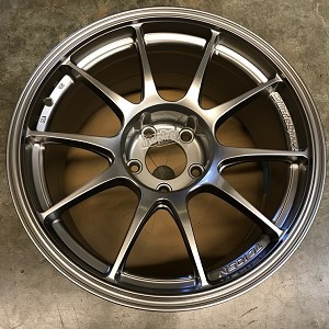 Weds Wheels Wedssport TC105N 17x9 +10 5x114.3