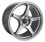 Enkei TS5 Wheel - 17x8 / 5x114.3 / Offset +40 - Storm Gray