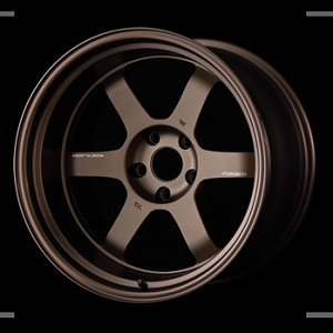 Volk Racing TE37V Mark-II Limited Wheel - 18x9.5 / 5x120 / Offset +22 - Bronze
