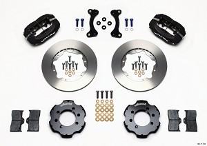 Wilwood Forged Dynalite Big Brake Front Brake Kit - Mazda Miata w/ ABS (Undrilled)