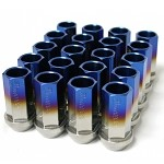 Amuse Titanium Lug Nuts (Open Ended) - 12x1.25