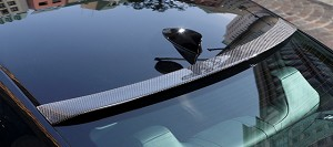 Artisan Spirits Black Label Roof Spoiler (FRP) - Lexus RC-F USC10 14-18