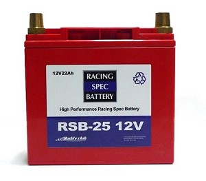 Buddy Club Racing Spec Battery RSB-25 (small)
