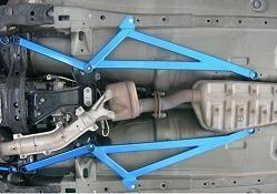 Cusco Lower Center Power Brace - Subaru GC8-GDA-GDB Impreza