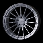 Enkei RS05RR Wheel - 18x9.0 / 5x114.3 / Offset +40 (Face F) - Sparkle Silver