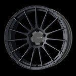 Enkei RS05RR Wheel - 18x8.5 / 5x120 / Offset +35 (Face F) - Matte Dark Gunmetallic