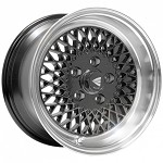 Enkei Enkei92 Wheel - 15x7.0 / 4x114.3 / +38 (Black Face)