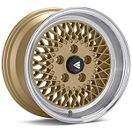 Enkei Enkei92 Wheel - 15x7.0 / 4x114.3 / +38 (Gold Face)
