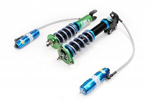 Fortune Auto Dreadnought Pro 2 Coilovers - Honda Civic 4 (EF) 88-91
