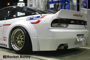 Rocket Bunny Duck Tail Wing Ver. 1 - Nissan RPS13
