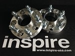 Inspire USA Hub Centric Wheel Spacers
