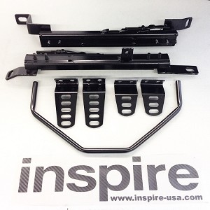 Inspire USA Seat Rail Set (Driver and Passenger) 2006-11 Civic
