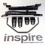 Inspire USA Seat Rail Set (Driver and Passenger) 02-06 RSX