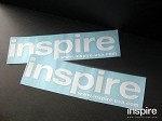 inspireUSA Decal White (11 inches)