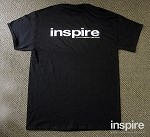 Inspire USA T-Shirt Black