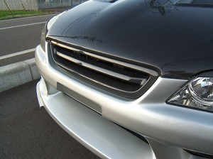 J Blood IS300 (SXE10) Carbon Front Grill
