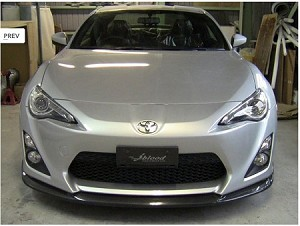 J Blood FRS/BRZ Front Lip Spoiler