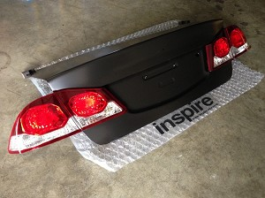 FD1 OE Style Trunk Conversion with 09-11 Style Tail Lights