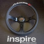 J's Racing Type D Steering Wheel (US Version)