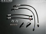 J'S RACING ZE2 Insight Brake Line System (Stainless fitting)