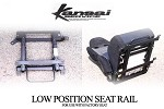 Kansai Service - Low Position Seat Rail for EVO 7 8 9 (CT9A)