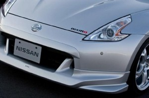 Nismo Front Nose Extension - Nissan 370Z 09+