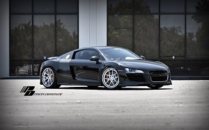 Prior Design Audi R8 Lip Kit