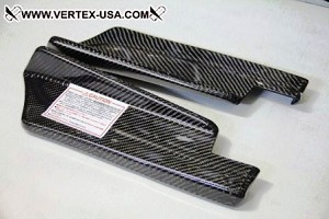 R Vertex Rear Under Diffuser - Nissan GT-R R35