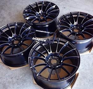 Weds Wheels Wedssport SA72R 18x10 5 +25 5x114 3 HBC
