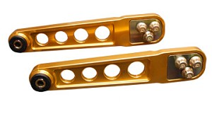 Skunk2 Rear Lower Control Arm Gold Anodized