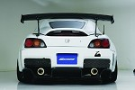Spoon Sports S2000 S-Tai Rear Bumper