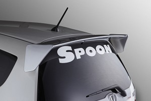 Spoon Sports Roof Spoiler - Honda Fit GE6/7/8/9