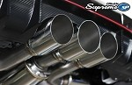 Greddy Supreme SP Exhaust (HG) - Honda Civic Type R FK8 2017+
