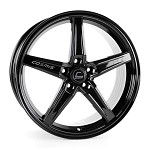 Cosmis Racing R5 Wheel (Black) - 18x8.5 / 5x108 / Offset +40
