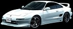 Greddy Front Lip Spoiler - Toyota MR2 SW20 90-96
