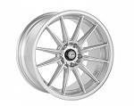 Cosmis Racing R1PRO Wheel (Silver) - 18x10.5 / 5x100 / Offset +32