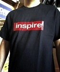 Inspire USA T-Shirt V.7 (Spring 2018) Red