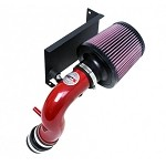 HPS Shortram Air Intake w/ Heat Shield - Mini Cooper S 1.6L Supercharged Convertible 07 (Red)
