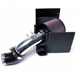 HPS Shortram Air Intake w/ Heat Shield - Kia Forte Koup 2.4L 10-13 (Polish)