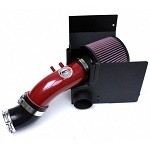 HPS Shortram Air Intake w/ Heat Shield - Kia Forte 2.0L 10-13 (Red)