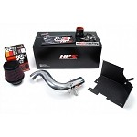 HPS Shortram Air Intake w/ Heat Shield - Hyundai Sonata 2.0L Turbo 11-14 (Polish)